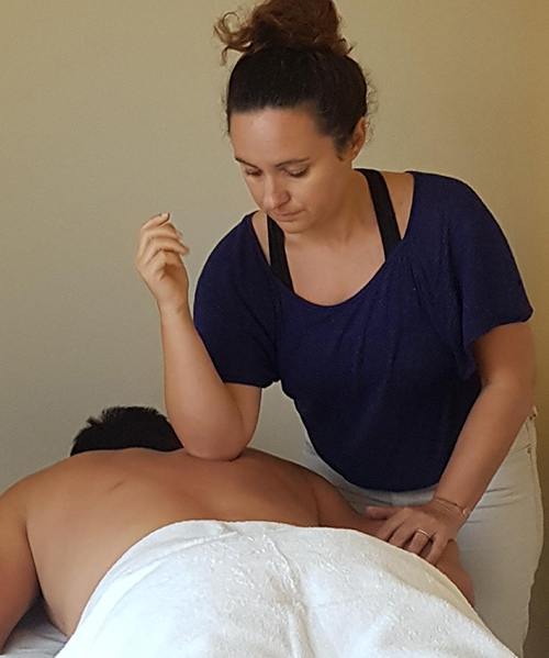 Massage Tuina - Ingrid Sanchez